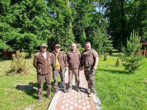 Закарпатье: Для лесоводов лето — горячая пора