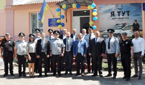 Хмельнитчина: Офицер полиции всегда рядом