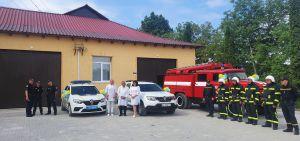 Хмельнитчина: Пожарные, полиция и медики — под одной крышей