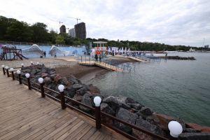 Добро пожаловать на первый инклюзивный пляж в Одессе!