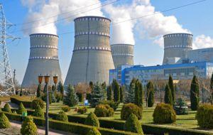 Эксплуатация энергоблока № 2 РАЭС признана возможной на следующие 10 лет