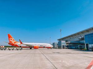 Международный аэропорт «Одесса» встречает современный перрон