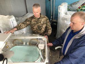 Два автопоезда с гуманитарным грузом прибыли  на Донбасс в рамках проекта «Помощь Восток»