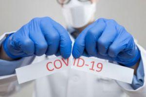 Лікарень для хворих на коронавірус поменшало