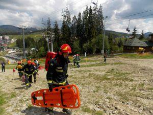 Спасатели преодолели вершины