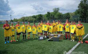 Підтримують дитячо-юнацький футбол на Буковині
