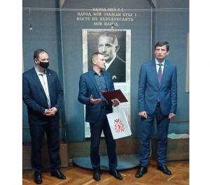 Ивано-Франковск: Выставка рассказывает  о легендарном основателе ОУН