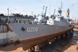 Херсонщина: Боевой корабль станет музеем