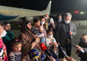 Із Сирії евакуювали ще вісім наших громадян