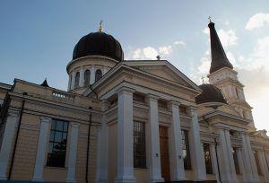 Загибель і відродження Спасо-Преображенського собору