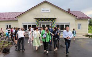 Чернігівщина: Вручили ключі від амбулаторій