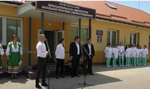 Ривненщина: В Варашской громаде два врачебных новоселья