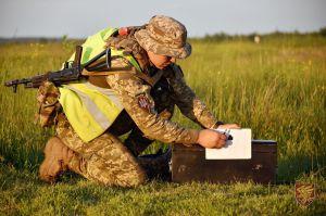 Продолжается комплексная подготовка житомирских десантников
