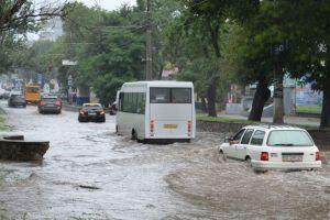 Миколаївщина: Чому підтоплюється обласний центр?