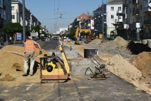 Луцьк: Після реконструкції проспект Волі стане максимально зручним