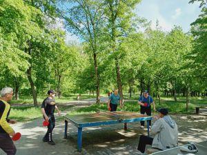 В громадах Запорожской области будут активные парки