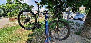 В Сумах велосипедистам подарили СТО