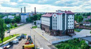 В Ривном пожарное депо готовят к сдаче в эксплуатацию