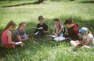 У Житомирі запровадили книжкові пікніки