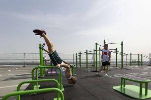 «Парки активності» збудують і в глибинці Луганщини