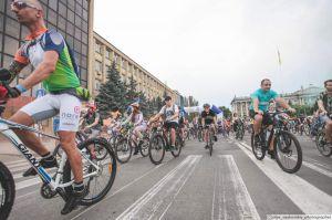 У Миколаєві пройшов фестиваль велосипедистів