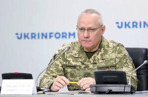Комментарий главнокомандующего ВС Украины генерал-полковника Руслана Хомчака