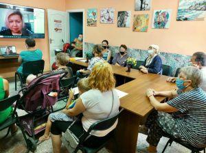 На Луганщині реалізують проект із протидії насильству