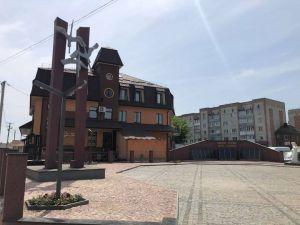 В Костополе скандал  с Мемориалом