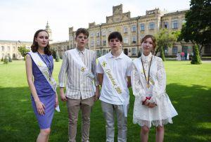 Три выпускника Киевского политехнического лицея НТУУ «КПИ» получили высший балл на ВНО по математике