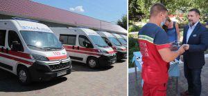 Луганщина: Медичні автівки їздитимуть відремонтованими дорогами