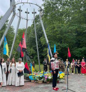 Львовщина: Помянули жертв НКВД