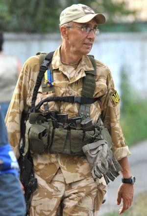 Выставка «Нью-Йорк — Иловайск: Выбор» посвящена памяти воина батальона «Донбасс»