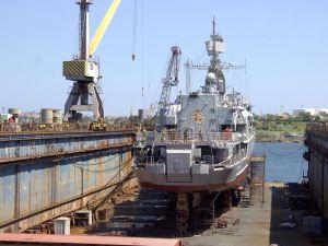 Миколаїв: Фрегат зайшов на ремонт