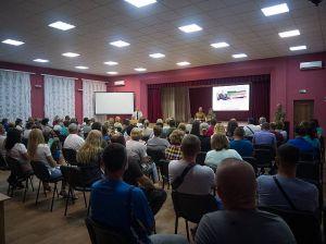 Луганщина: У Сєвєродонецьку Кадетський корпус відчинив двері для новачків