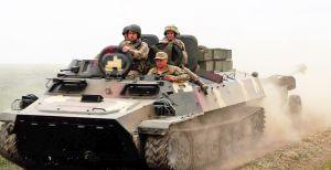 «Рапира» и «Штурм» уничтожали пехоту, танки и бронированную технику