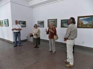 В Ивано-Франковске открылась выставка ради сохранения реки