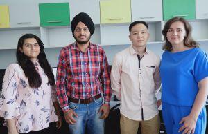 В Житомирской политехнике учатся  студенты из девятнадцати стран
