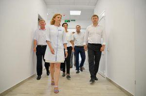 Ривненщина: Амбулатории построены с нуля
