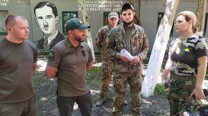 Донетчина: Добровольцы получили удостоверения  участников боевых действий
