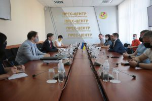 Луганщина: Презентували проект лікарні