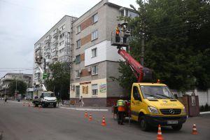 «Умный» свет экономит средства в Полтавской области
