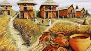 Хмельниччина: Поле всіяне...  теракотовою керамікою