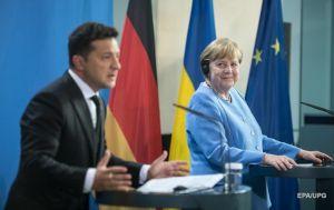 El surgimiento del 'triángulo negociador' Ucrania - Alemania - EE. UU