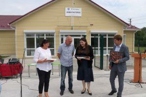 Черниговщина: Получил ключи от амбулатории