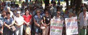 На Черниговщине стали на защиту школ и больницы
