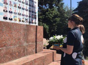 У Кропивницькому вшановують загиблих військовослужбовців