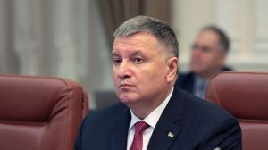 Про відставку Міністра внутрішніх справ України Авакова А.Б.
