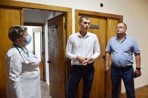 Проблему с лекарствами для больных муковисцидозом обсудили в «чернобыльской» больнице