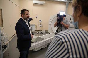 Луганщина: Установили томограф, на очереди — ангиограф