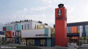 Логистический центр на Львовщине построят в рекордный срок
